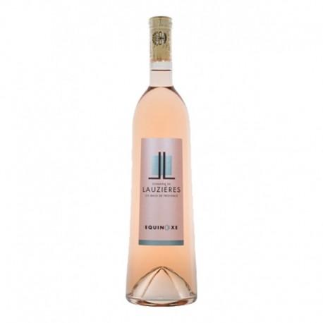 Domaine de Lauzières Les-Baux-de Provence rosé Equinoxe 2018